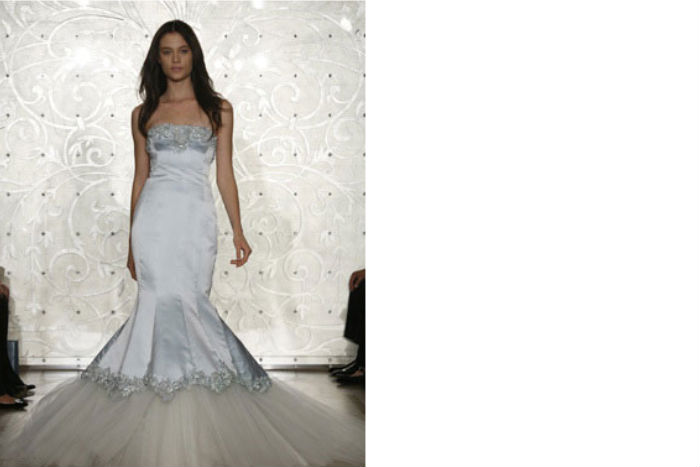 Acra is internationally known for her impeccable and exquisite bridal gowns
